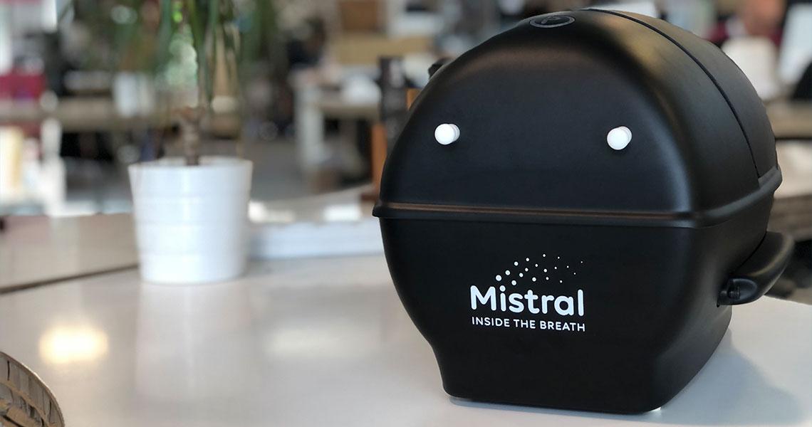 Ecco Mistral! il campionatore disegnato sulle esigenze degli utenti